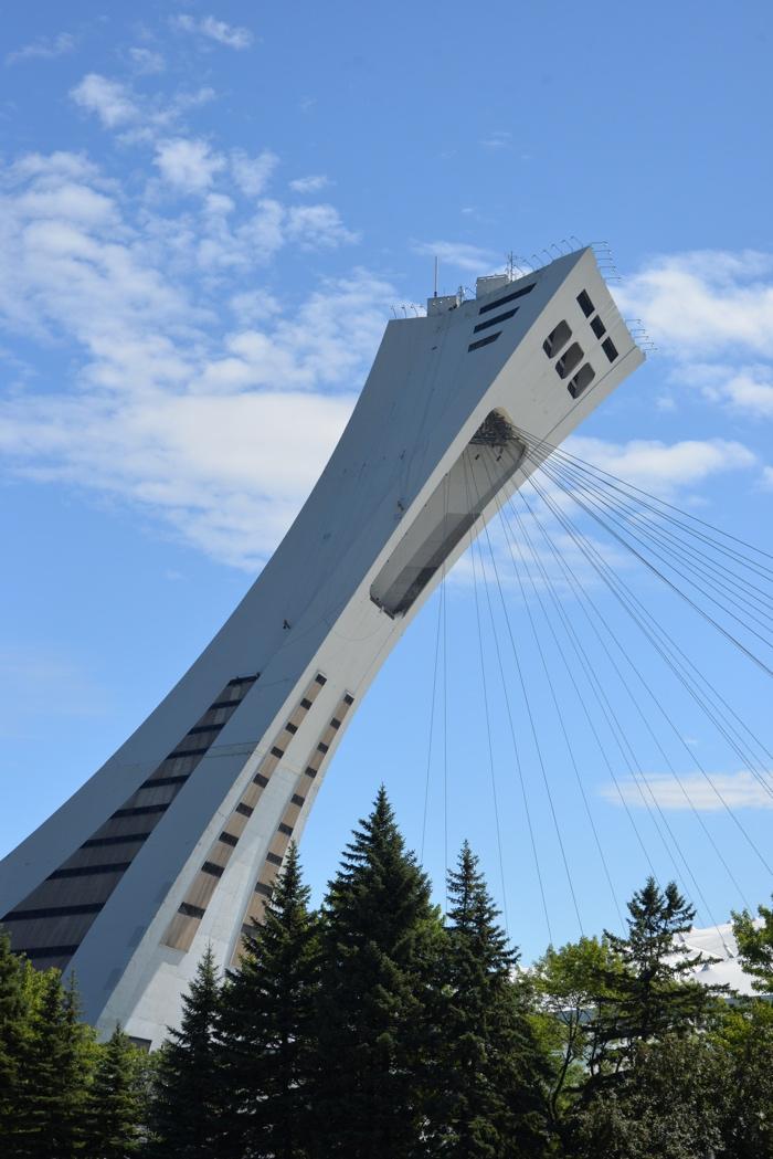 tour montréal parc olympique