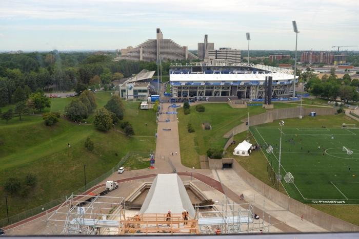 montreal tour observatoire parc olympique