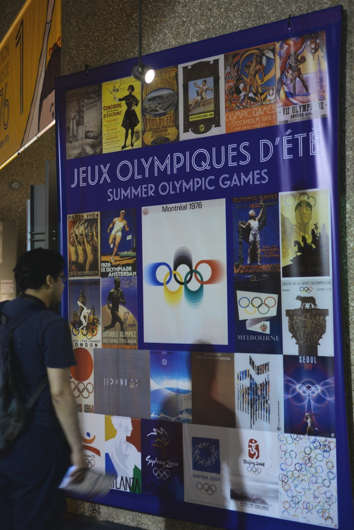 expo jeux olympiques montreal