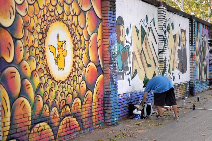 poblenou street art