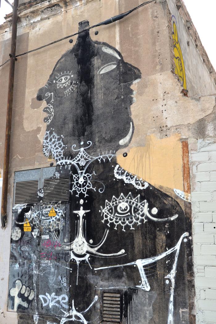 street art barcelona poblenou