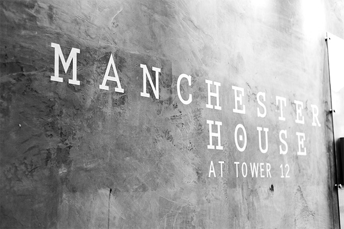 manchester house at tower 12
