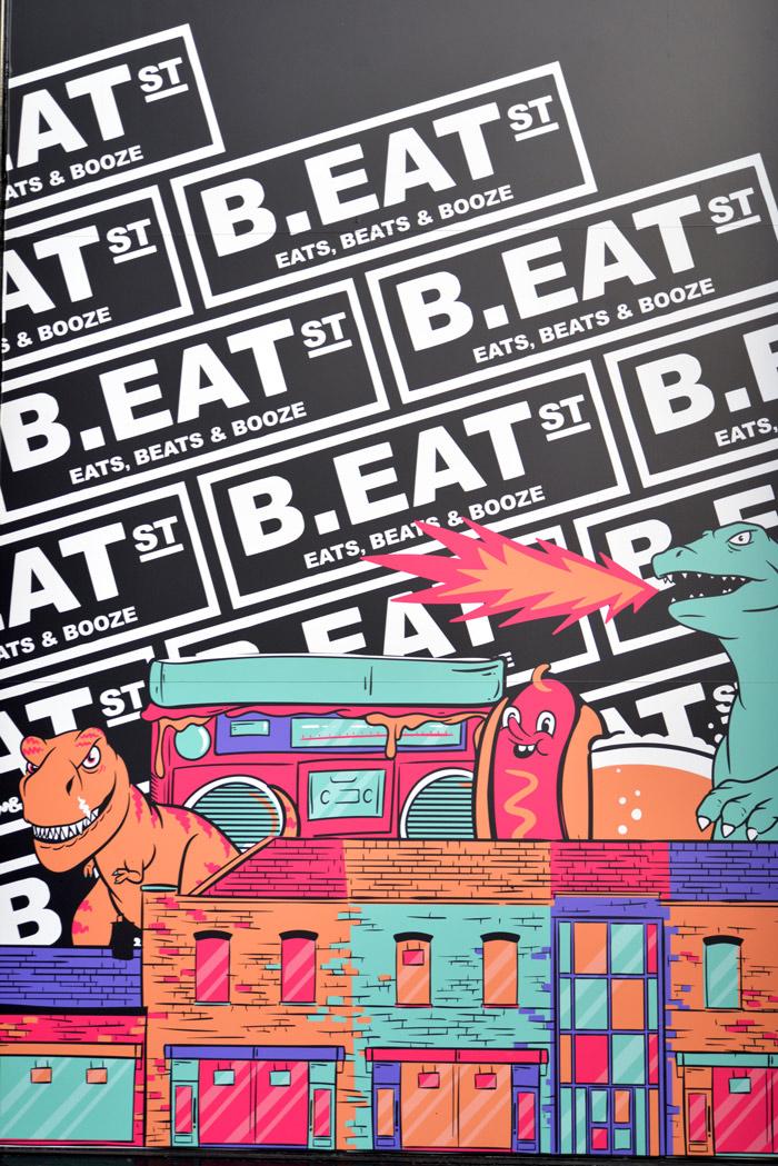 beat street manchester