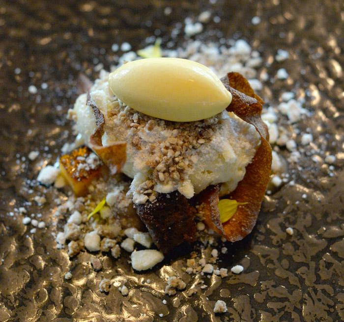 the manchester house dessert