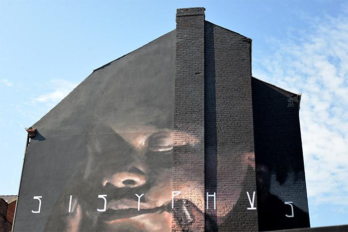 axel void sisyphus street art