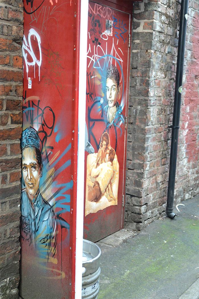 C215 Manchester Faraday street