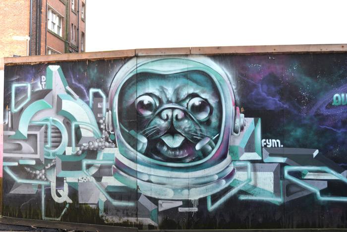 manchester flym street art