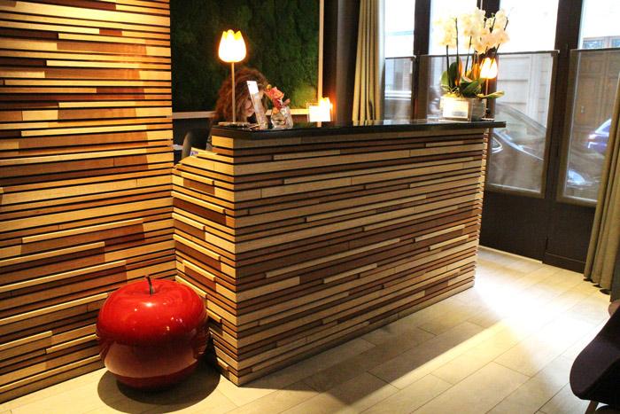 reception hotel eden