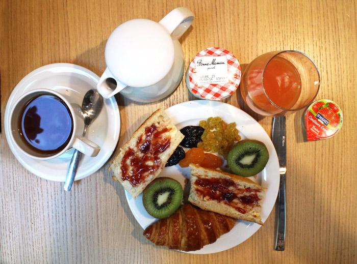 breakfast hotel eden