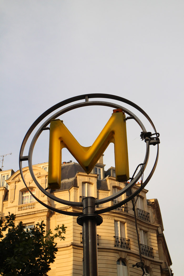 paris metropolitain