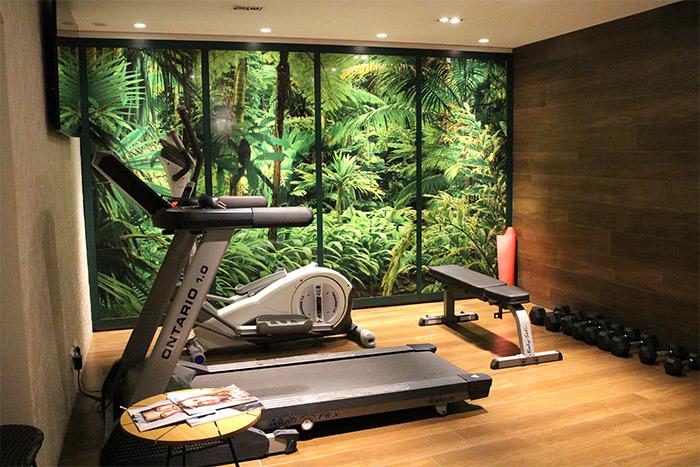 hotel eden fitness