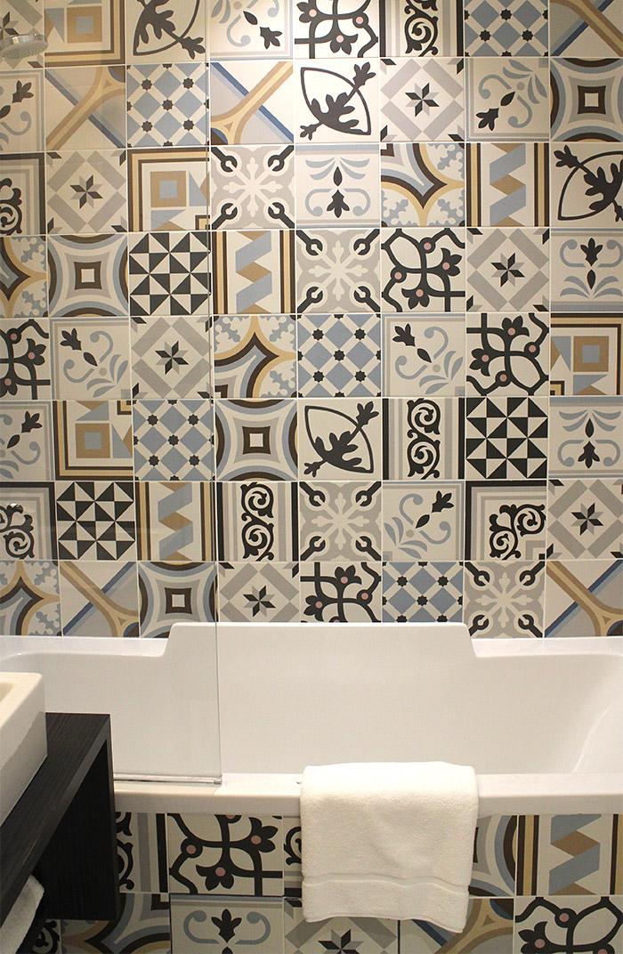salle de bains square louvois