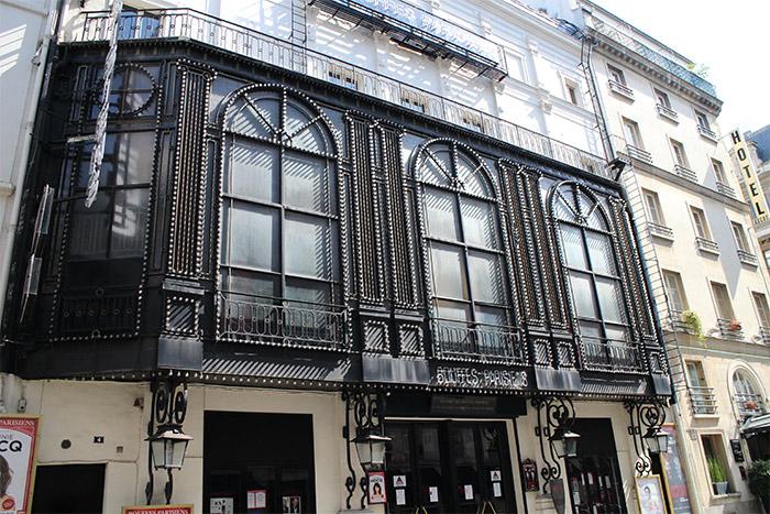 theatre bouffes parisiens