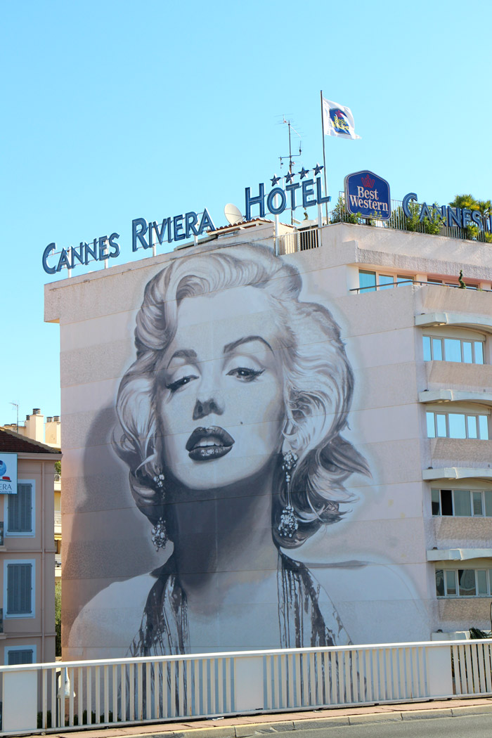 marylin monroe cannes