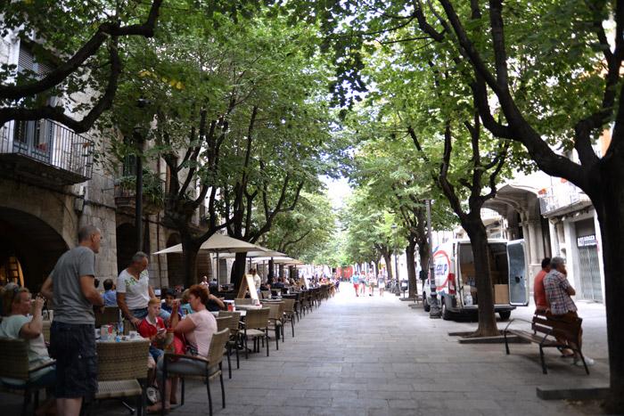 carrer argenteria girona