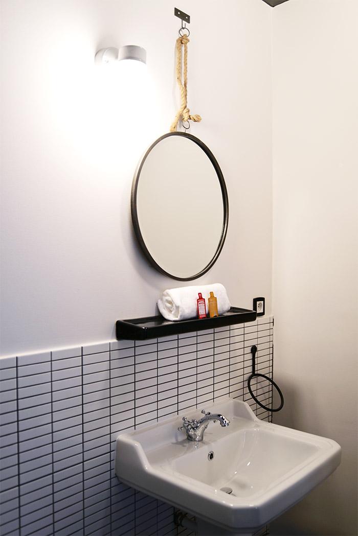 ho36 hostel salle bains