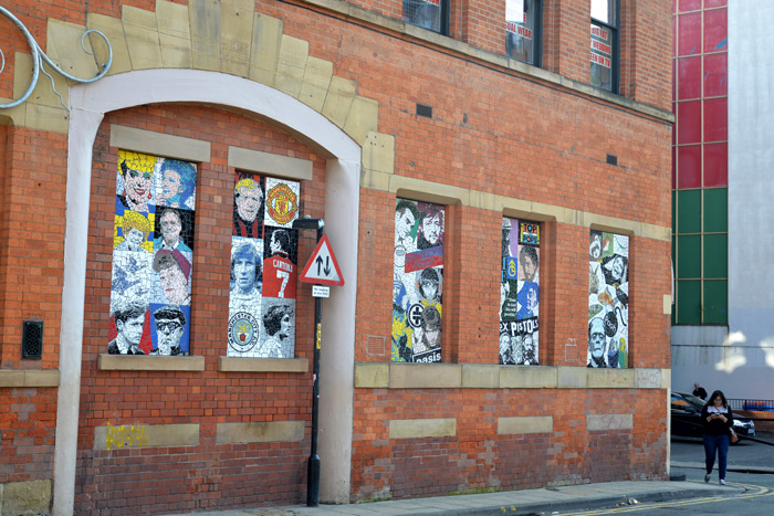 mosaics kennedy afflecks manchester