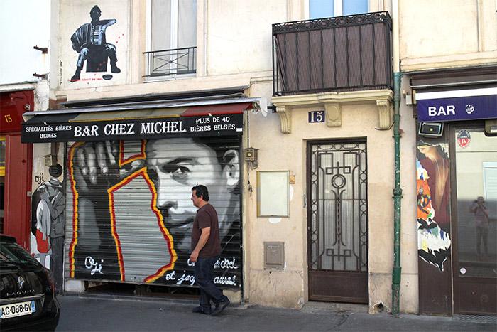 butte aux cailles graffiti