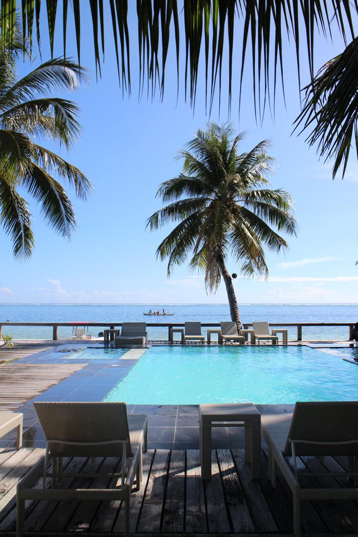 siargao isla cabana pool