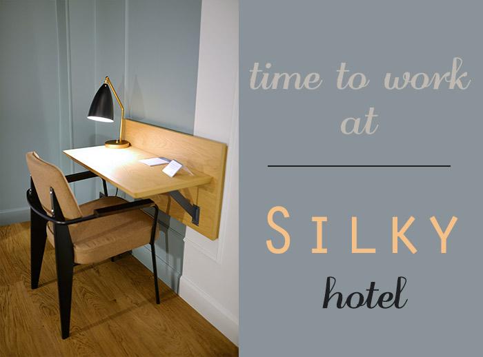 lyon chambre hotel silky