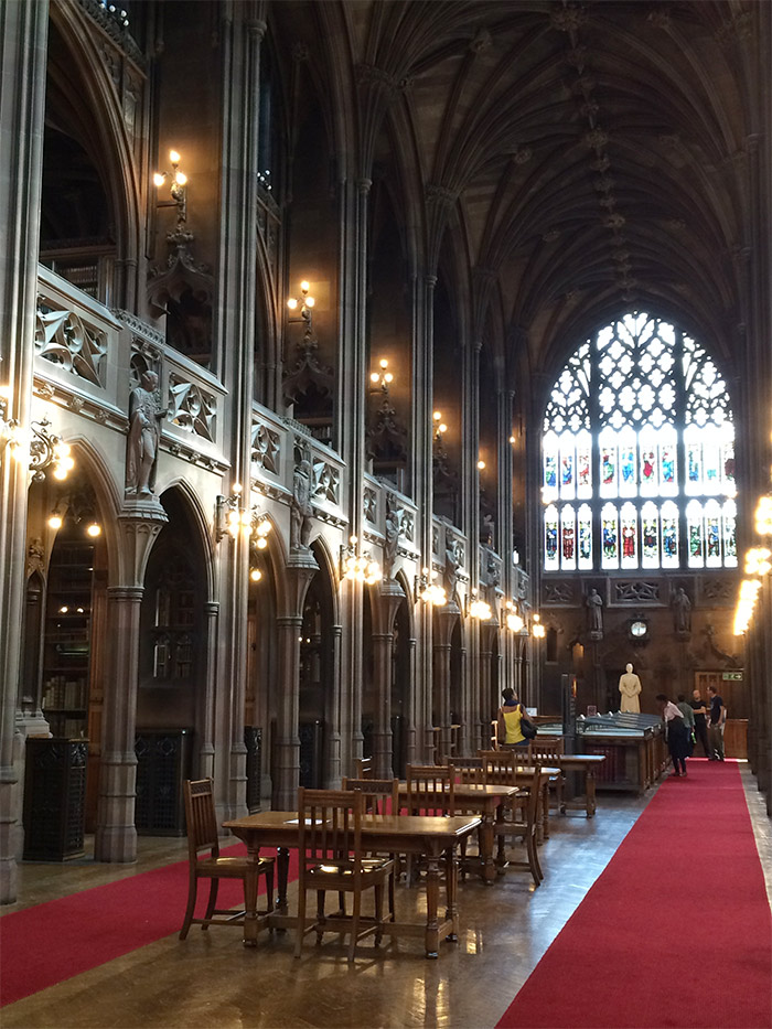 john rylands books