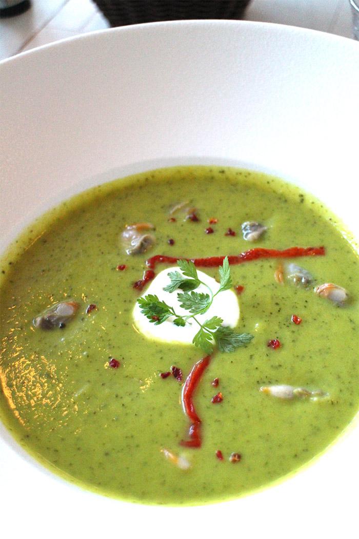soupe courgette la banquise rockypop hotel