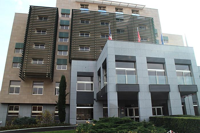 lyon metropole hotel