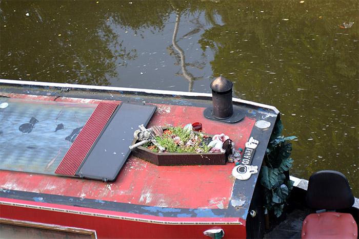 castlefield boats