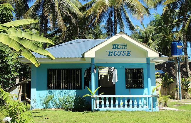 blue house general luna