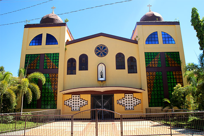 general luna church siargao