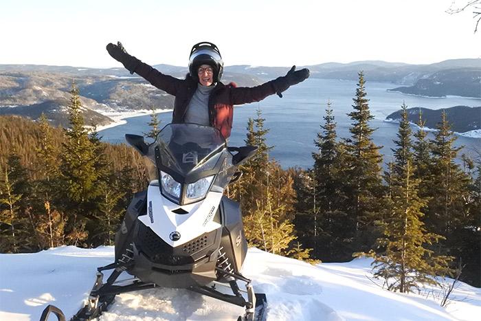 moto neige ferme cinq etoiles quebec