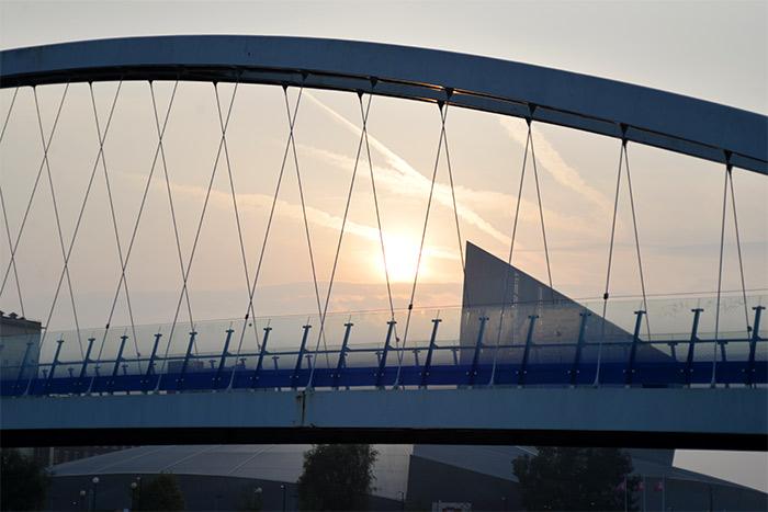 pont media city manchester