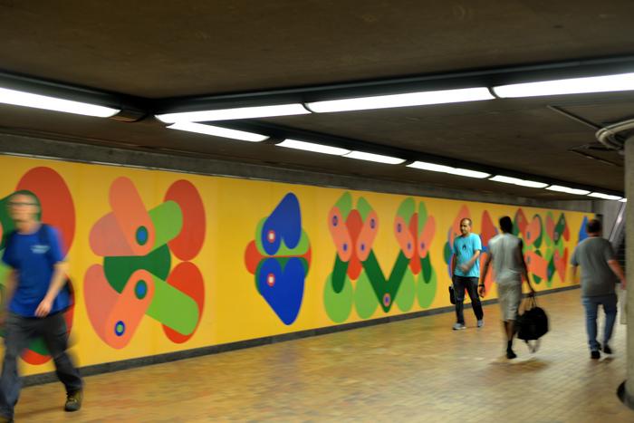 montreal art metro