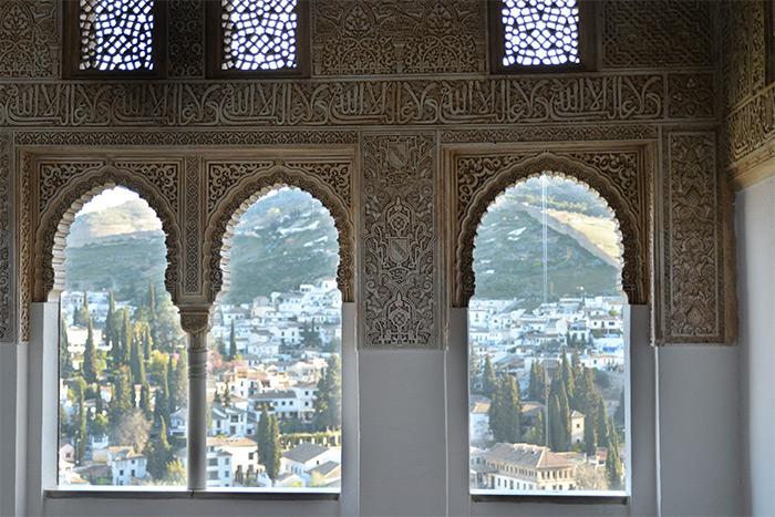 andalousie alhambra grenade
