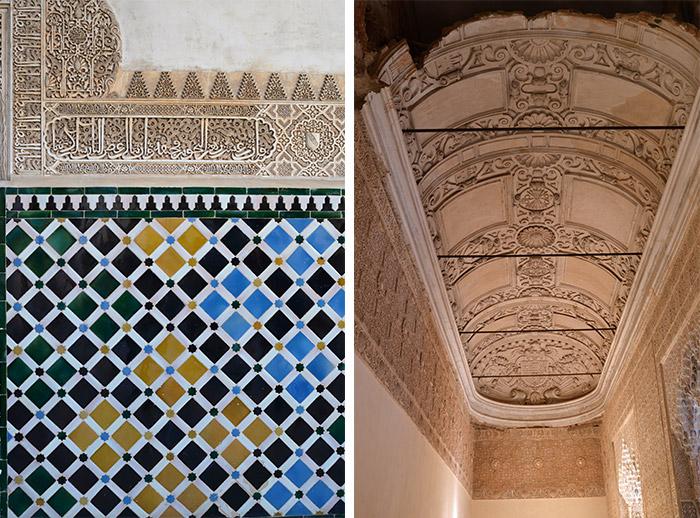 andalousie alhambra palais