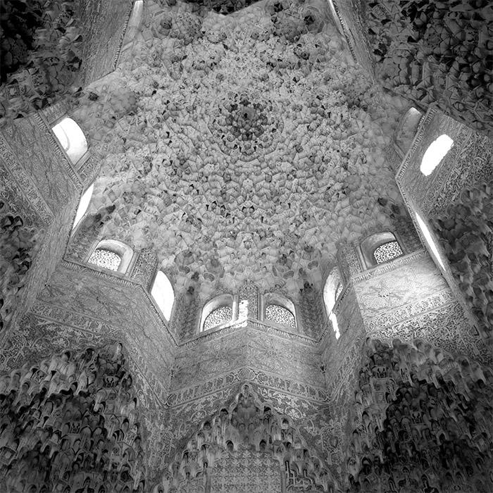 salon deux soeurs alhambra granada