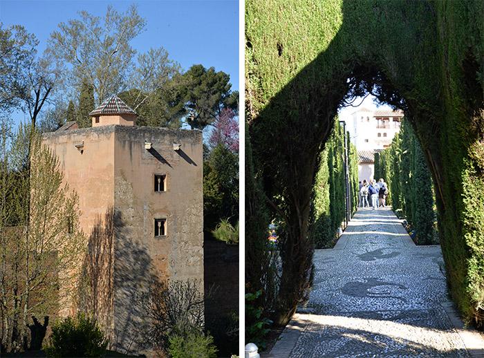 jardins alhambra