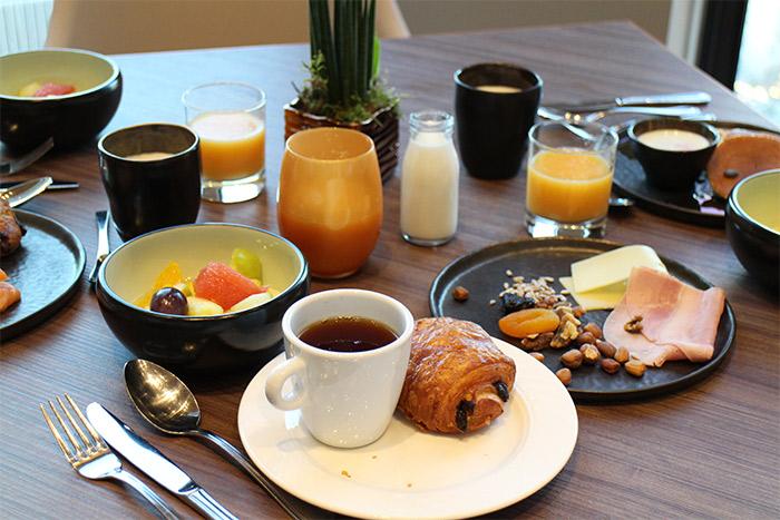 radisson blu petit déjeuner