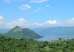 philippines volcan taal