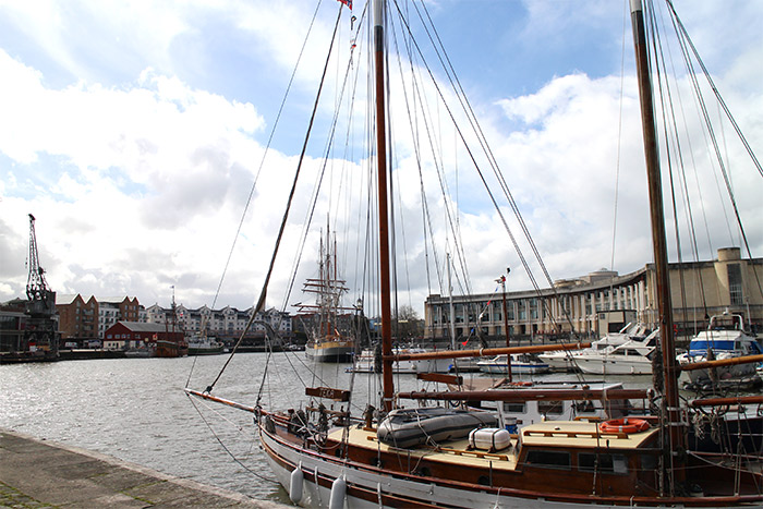 bristol floating harbour port