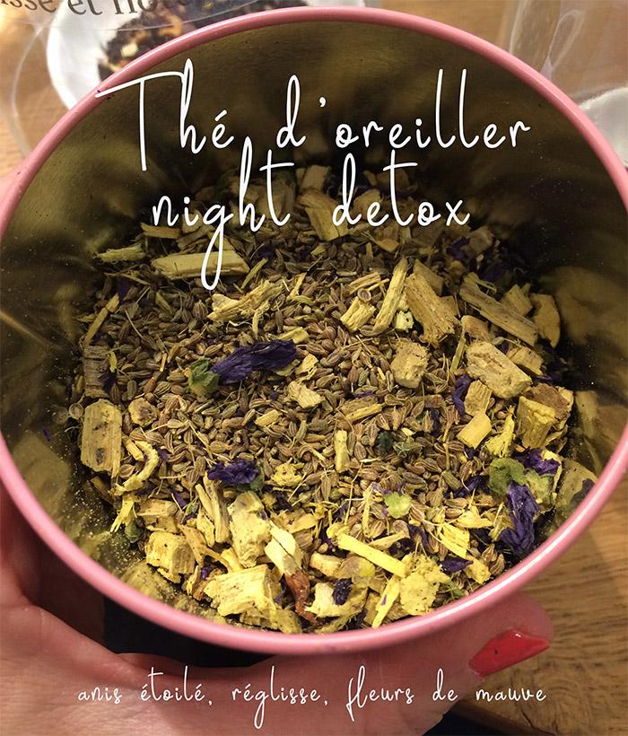 human & tea detox