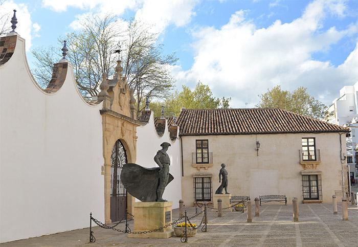ronda andalousie village blanc