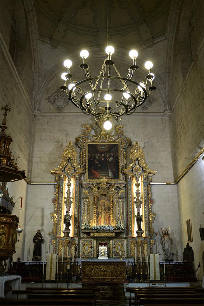 Eglise Ronda Andalousie