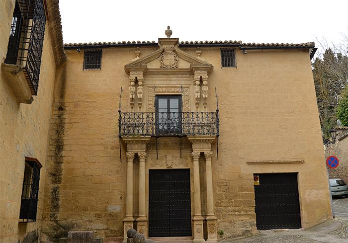 ronda palacio marques de salvatierra