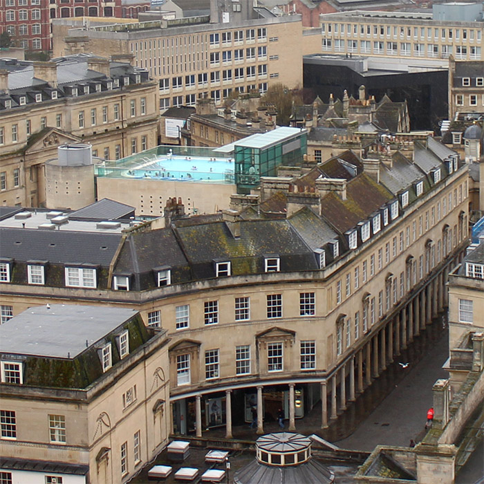 bath thermae uk