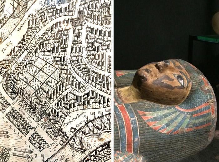 bristol momies egypte musee