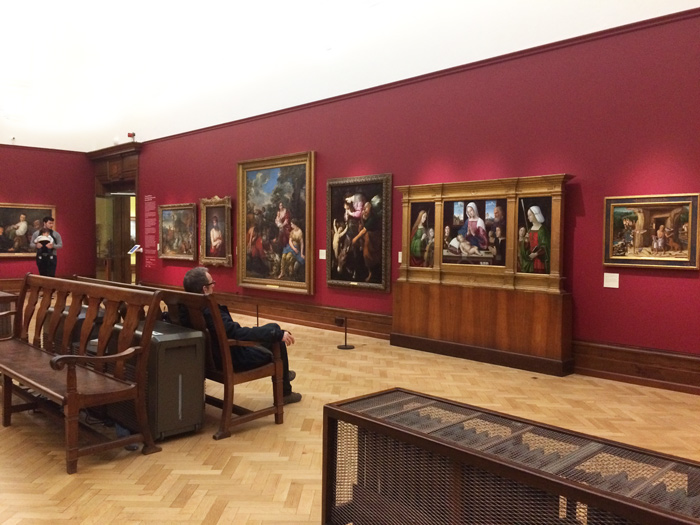 bristol museum and art gallery