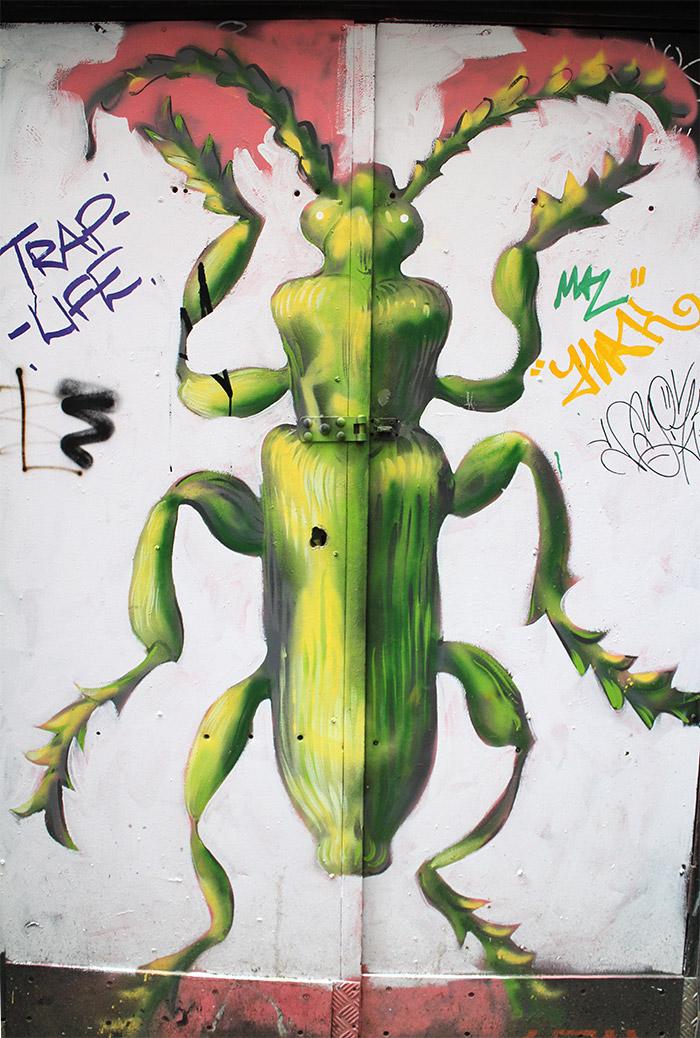 bristol street art leonard lane