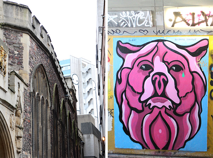 stik bristol street art