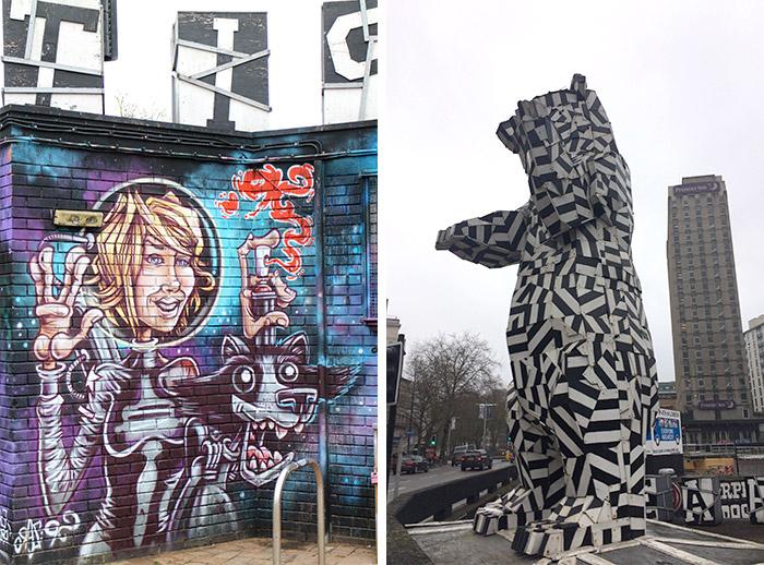 bearpit bristol street art